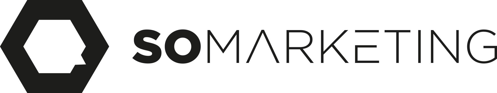 So Marketing Logo