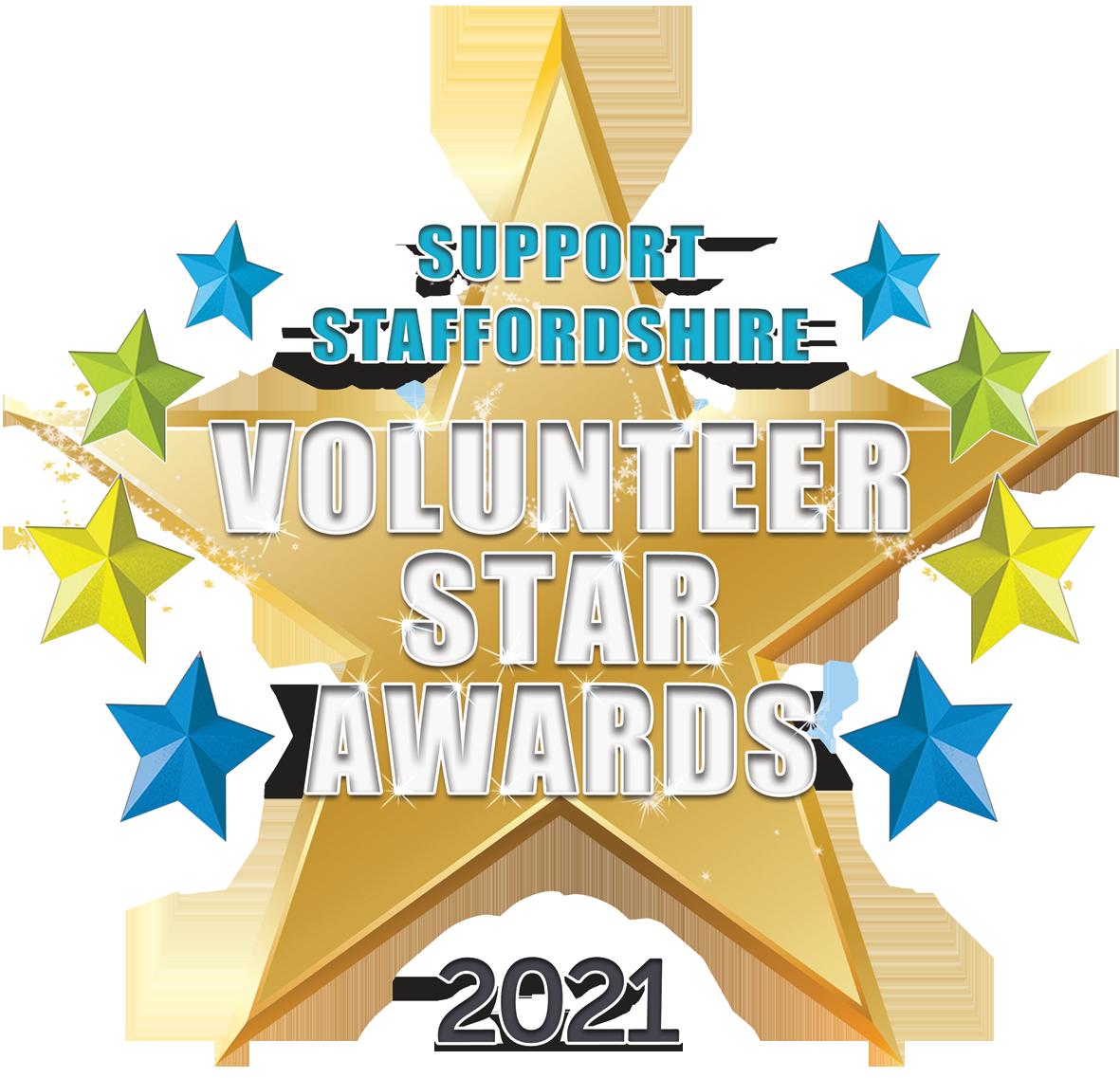 Volunteer Star Award Success